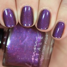 Femme Fatale Cosmetics Genetic Memory | The Dunes Collection | Peachy Polish