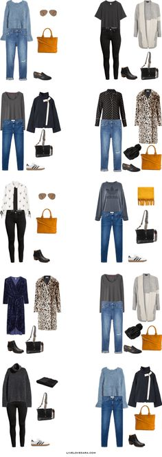 What to Pack for Berlin, Germany Packing Light List Outfit Options 1-10