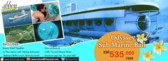 ekarang juga. Kini tersedia paketnya dengan harga spesial lho.  Dapatkan Spesial Paket tersebut dari #LiburYuk http://liburyuk.com/bookitem/113/2014-06-28/ODYSSEY-SUB-MARINE #AbbeyTravel #jalan2 #holiday
