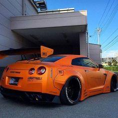 Looking beastly in Orange . Looking beastly in Orange . Looking beastly in Orange . Looking beastly in Orange . Luxury Sports Cars, Cool Sports Cars, Best Luxury Cars, Nissan Gtr Nismo, Nissan Gtr Skyline, Gtr R35, Nissan Gtr Wallpapers, Street Racing Cars, Muscle Cars