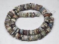1 Strand 16 Inch Jasper Gemstone Beads Size: 813 by CASAGEMSBEADS