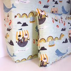 Bedroom Design! Visit the blog at www.cover.us #viking #nursery