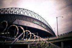 Safeco Field by camknows, via Flickr