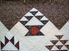Blogging, Near Philadelphia: The Great William Morris Baskets Quilt Dilemma