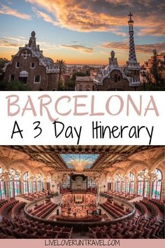 Planning a trip to Barcelona? Find out how to fit everything in to 3 days in Barcelona including tips to make sure you don't miss a thing! Barcelona Vacation, Barcelona Spain Travel, Visit Barcelona, Barcelona Hotels, Barcelona In Winter, Barcelona Things To Do In, Backpack Through Europe, Spain Travel Guide, Madrid Travel