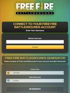 The main aim of the game player in Garena Free Fire Battlegrounds is to survive on an isolated land having an upper limit of up to 50 contestants onli Free Casino Slot Games, Paypal Gift Card, Free Gift Card Generator, Play Hacks, App Hack, Android Hacks, Free Gems, Free Gift Cards, New Tricks