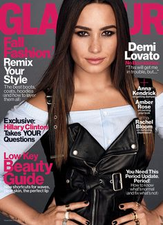 Demi Lovato Обложки Журналов, Осенняя Мода, Картер Смит, Актрисы, Певицы,  Физическое 322620e979a