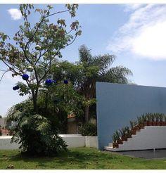 Casa Azul Arq. Andrés Casillas
