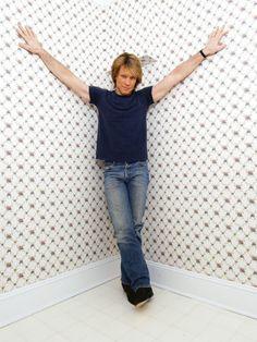 American Rock Star Jon Bon Jovi at His Home in New Jersey, New York, March 2004 Impressão fotográfica na AllPosters.pt
