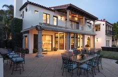 $19.5 Million Oceanfront Home In Santa Barbara, CA | Homes of the Rich – The #1 Real Estate Blog