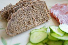 Hämmentäjä: Hitaasti hapatettu ruislimppu. Traditional Finnish sour rye bread.