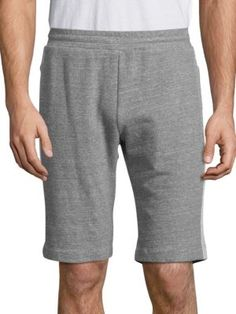 THEORY Runnor Axis Terry Sweatshorts. #theory #cloth #sweatshorts