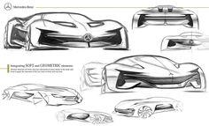 Mercedes Benz sponsored project 09.2014 - 12. 2014
