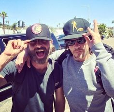 Andy & Norman