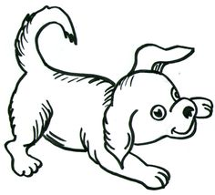 Do you want to learn how to draw another cartoon-style dog or puppy? I have put together a step-by-step tutorial that will help you figure out how to draw a cartoon dog or puppy by using simple shapes to build up this dog's form. This is an intermediate cartooning tutorial that younger kids, teens, and adults will enjoy. Even some younger children might be able to draw a dog if you stand by to help with the instructions. Enjoy!