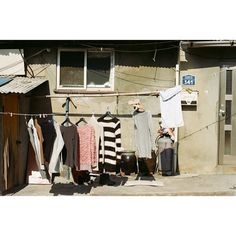 .@Dh Nam | #squaready #nikon #fm2 #snap #seoul #korea #빨래 골목골목 빨래 | Webstagram