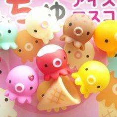 En el Salón del Manga de hace dos años eran la moda... =)