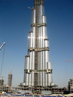where is dubai   Burj Dubai Tower