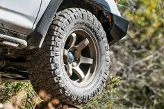 Entire line of Grappler tires by Nitto. Mud, All Terrain, Mixed Terrain, whatever trail gets in your way, Nitto is sure to give you the proper grip you deserve.