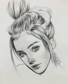 Excellent Drawing Faces With Graphite Pencils Ideas. Enchanting Drawing Faces with Graphite Pencils Ideas. Pencil Art Drawings, Art Drawings Sketches, Realistic Drawings, Drawing Faces, Cute Drawings, Sketch Art, Drawing Drawing, Drawing Tips, Tumblr Sketches