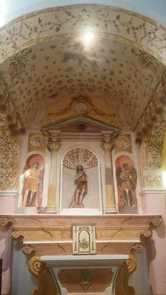 """""""L'Altare Ritrovato"""" Chiesa di San Giovanni Battista #Oristano #maperti15"""