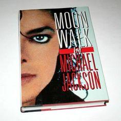 Moonwalk - Michael Jackson (autobiography) #Books #Livros