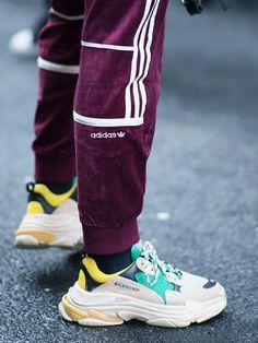 adidas x Balenciaga Follow @IllumiLondon for more Streetwear Collections #IllumiLondon