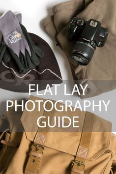 How to take awesome flat lay photos, a style particularly suited for food and product photography. Tips cover lighting, composition, background, and more.
