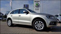 Grupa Auto Wimar - Samochody używane - Audi Q5 Suv 2.0TDI/190KM  Cena 176 900 zł