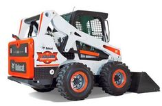 One of the industry leading manufacturers of skid steer loaders is Bobcat. The American based manufacturer offers an in-depth product line of #construction and #farming equipment and has been producing loaders since the M-200 line debuted in 1959.