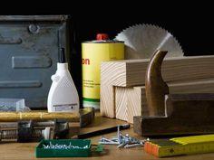 Adhesives and glues.