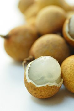 The most yummy look of longan! The sweetest ones I found were on the Big Island of Hawaii