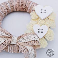 Crochet Necklace, Vintage, Vintage Comics
