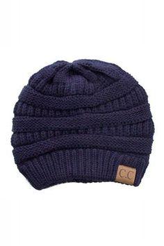 51b70232b9e CC Knitted Beanies Cc Beanie