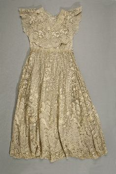 Dress 1910 French