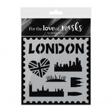 Image for For the Love of Masks - I Love London