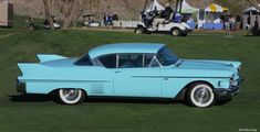 1958 Cadillac Series 62 Coupe