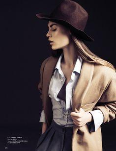 Her Name Is Belmondo Story by Sebastian Cviq for SOME Magazine Dr. Quinn Medicine Woman inspiriation