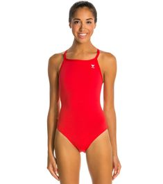 d0afd44e00 TYR Durafast Elite Solid Diamondfit One Piece Swimsuit