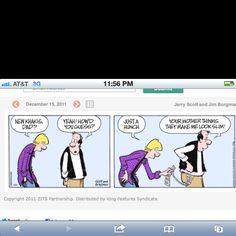 Zits comics