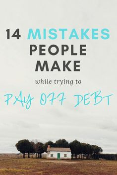 Common mistakes people make while trying to pay off debt// get out of debt & per - Credit Card Payoff Plan - Calculate when to payoff your credit card. - Common mistakes people make while trying to pay off debt// get out of debt & personal finance Paying Off Student Loans, Student Loan Debt, Debt Repayment, Debt Payoff, Debt Consolidation, Best Payday Loans, Debt Free Living, Planning Budget, Financial Planning
