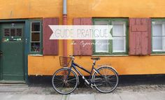 Guide pratique Copenhague // http://www.esperluette-blog.fr