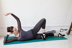Inner Thigh Workout: 5 Ballet-Based Moves to Tone and Tighten