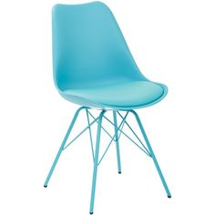 Office Star Products Student Task Chair with 4 Leg Base (Teal) ($83) ❤ liked on Polyvore featuring home, furniture, chairs, blue, office star chair, office star task chair, teal blue chair, teal chair and teal blue furniture