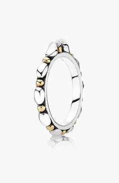 PANDORA 'Opposites Attract' Band Ring available at #Nordstrom
