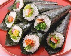 japanese cuisine recipes | ENSO Japanese Cuisine - Temaki recipe