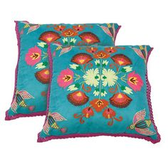I pinned this Antonia Pillow from the Karma Living event at Joss and Main!