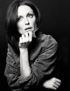 Julianne Moore: One of the most talented, beautiful and versatile actresses working today.