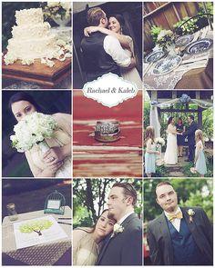 Vintage Wedding | Jennifer Weddington Photography | Real Life, Real Love....Just Real