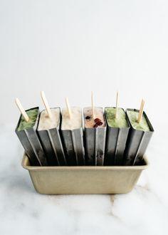 Matcha Azuki Pudding